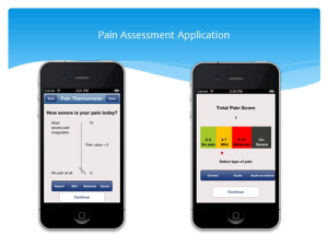 pain app