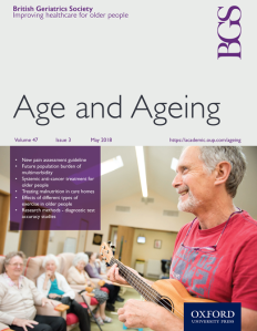 May | 2018 | British Geriatrics Society